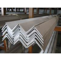 China ASTM A36, EN 10025 S275JR, Q235 Steel Angle With Custom Equal or Unequal Angle wholesale