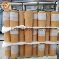 China Fire Clay Brick Refractory Fire Resistant Brick For Tunnel Kiln wholesale