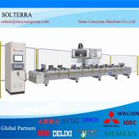 China 2017 Hot Selling Aluminum Curtain Wall Machinery 3 Axis CNC Vertical Machining Center wholesale