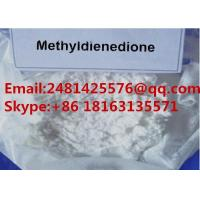 China 99% Purity Raw Muscle Growth Steroids Methyldienedione Powder CAS 5173-46-6 wholesale