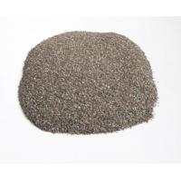 brown fused alumina for blasting abrasives and coated abrasives