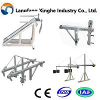 China zlp suspended access platform / working cradle/lifting gondola for building painting wholesale
