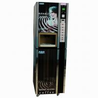 China 4 cold& 4 hot Coin Operated Commercial Coffee Machine on sale