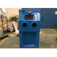 Dustless Wet Blasting Cabinet With Pump System 900 * 650 * 600mm Operating Size