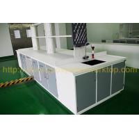 China Water - Repellent  Epoxy Resin Laboratory Bench Top Various Thickness Available wholesale