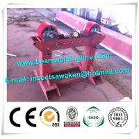 China Conventional Pipe Welding Rotator , Welding Column Boom Pipe Welding Turning Rollers wholesale