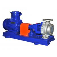 China IH Series 15kw Stainless Steel Chemical PumpNo Vibration For Corrosive Liquid wholesale