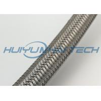 China Cable Protection Stainless Steel Braided Sleeving Oil Corrosion Resistance wholesale