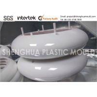 Buy cheap Tooling and Injection Molding of High Gloss UV Coated Plastic Casing from wholesalers