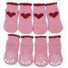 China Anti - slip wool socks with soft, nature strech 100 percent cotton fabric for girls wholesale