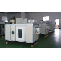 China Stand-alone Industrial Air Dehumidifier , Desiccant Rotor Capacity 23.8kg / h wholesale