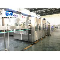 China Pet Bottled Mineral Water Bottle Filling And Sealing Machine 8-50 Filling Heads wholesale