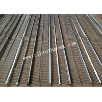 China 7*20mm Hole Galvanized Expanded Metal Lath For Industrial Building wholesale