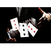 China Self Working Card Trick Called Obliging Aces Magic Poker Skills And Techniques wholesale
