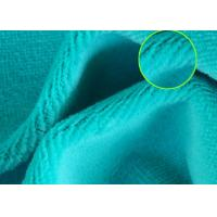 China Laminated Microfiber Terry Towel Fabric Anti Bacteria With TPU Film on sale
