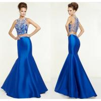 China Mermaid Satin Mother Of The Bride Gowns , mother of bride outfits wholesale