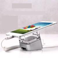 China COMER anti-theft alarm stands table display holder cable locking devices for cellphone retail stores wholesale