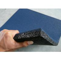 China Grain Rubber Felt Floor Spill Mat , Industrial Rubber Sheet Thickness 10-50mm wholesale