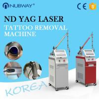 China Promotion!laser skin clinic ND:Yag Laser Tattoo Removal/Skin Rejuvenation Unit NBW-1000 wholesale