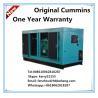 China 200KVA silent /soundproof diesel generator set bu Cummins engine wholesale