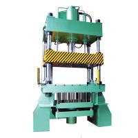 China Y32 Series Automatic Hydraulic Press Machine  Four Column Rated Force 1000 - 8000KN wholesale