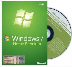 China COA Sticker Windows 7 Pro OEM Key , Windows 7 Home Premium Download on sale