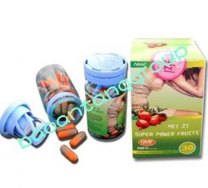 China Meizi Super Power Fruit Reduce Weight Diet Pills wholesale