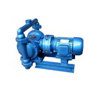 China Low Noise Electric Diaphragm Sludge Pump Low Pressure Four - Way Valve Smooth Running wholesale