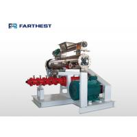 China Multifunctional Floating Fish Feed Pellet Machine All In One Middle Scale on sale
