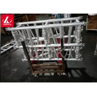 Buy cheap Foldable Roof Truss Design Aluminum  Folding Truss Exhibition Types Of Truss from wholesalers