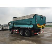 China SINOTRUK Dump Truck 25 - 40 Tons For Public Works Carrying Construction Material wholesale