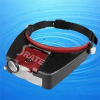 China Head Magnifier with LED Light (MG81007-A) wholesale