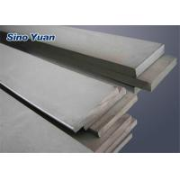 China Cold Rolled Stainless Steel Flat Rod Polished Surface SGS TUV ISO Approved on sale
