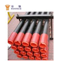 China High Performance DTH Drill Pipe / High Grade Steel Drill Pipe Acid Resistance wholesale