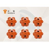 China Precision Hardened DTH Hammers And Bits , Air Drill Tools Customized Color wholesale