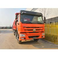 Buy cheap SINOTRUK 50 Tons Loading Heavy Duty Dump Truck 8*4 Tipper Truck For Construction from wholesalers