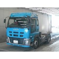 China 350hp Engine Power Second Hand ISUZU Trucks Efficient For Constructions wholesale