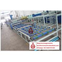 China Compact Structure Sandwich Panel Production Linewith Double Ways Roll In Technology wholesale