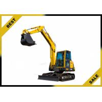 China 11 m³  Construction Equipment Excavator 6 Cylinder 114 KW Engine wholesale