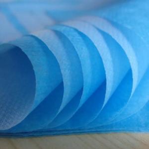 China Hygienic Meltblown Polypropylene Textile White Dyed Pattern 10-300gsm wholesale