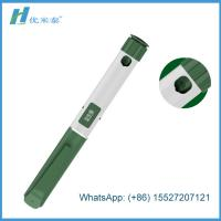 China Customized Disposable Insulin Pen With 3ml Cartridge In Green Color wholesale