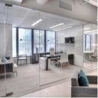 China Manufacturer Flexible Moving Folding Glass Partition for Office on sale