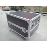 China Thickness 9mm / 12mm Plywood Tool Case With Foam For Smoke Machine on sale