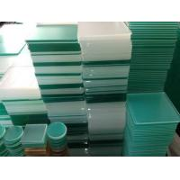 China Custom 6mm PMMA Acrylic Sheet For Led Light Guide Panel With Laser / Printed Dot on sale