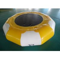 China Inflatable Water Bounce , Inflatable Water Park Entertainment Sports wholesale