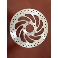 China Brake Auto CNC Machined Components Harden Steel Grind Surface TS16949 Approval wholesale
