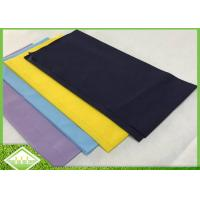 China 100% Virgin PP Nonwoven Non Slip Table Cloth For Wedding Non Toxic Degradable wholesale