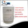 China 35L Liquid nitrogen transport tank 50 mm Caliber cacuum container manufacturer wholesale