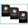 China 32 Bit 64 Bit microsoft windows 7 ultimate full version Retail box DVD BRAND softwares wholesale