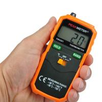 China Industrial K - Type Digital Thermometer Humidity Meter Mini Probe And Data Hold on sale